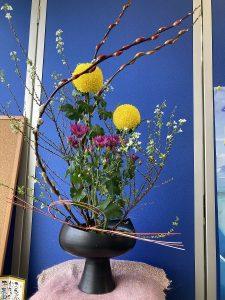 生け花お正月